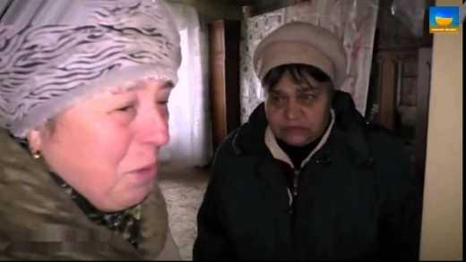 «Рускій мір» в Донецьку в усій його красі