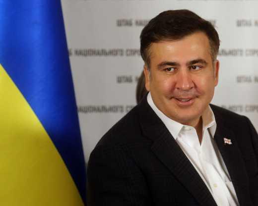 Саакашвілі викрив головних корупціонерів України