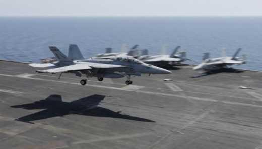 Внаслідок авіаатак коаліції в Сирії знищено 32 бойовики «ІД»