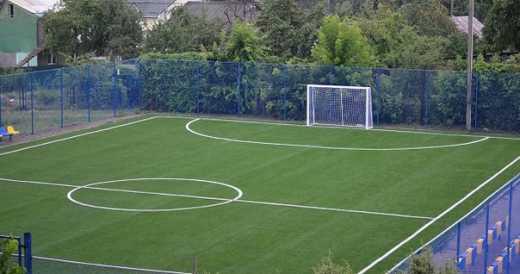 За кошти УЄФА в Україні побудують міні-стадіони