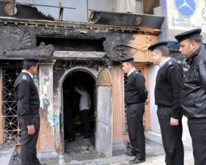 Пожежа у нічному клубі Каїра: є жертви