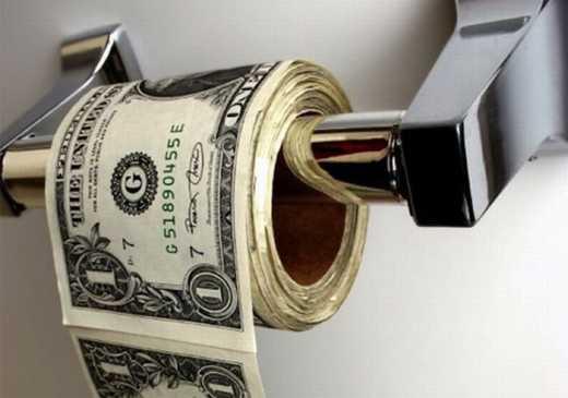 Аксенова спросили о туалетной бумаге
