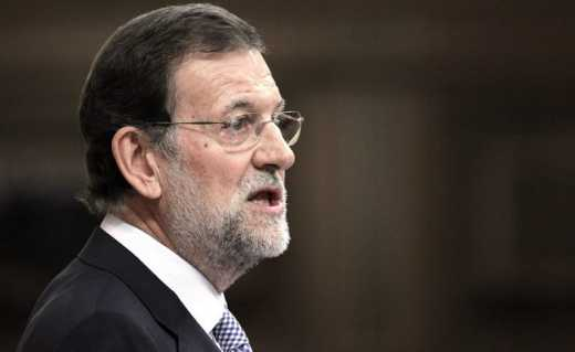 В Іспаніії напали на прем'єр-міністра