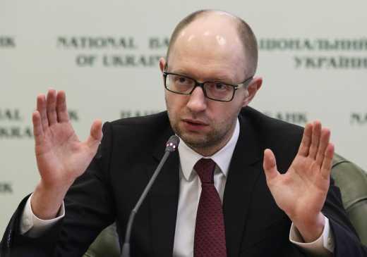 Кабмін підвищить зарплату Яценюка на чверть