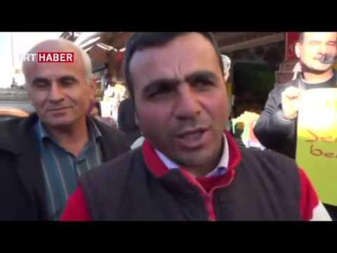 Турчане выкупили 10 т санкционных апельсинов и раздали их бедным людям