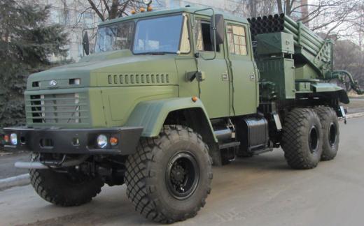 «Укроборонпром» показав нову зброю