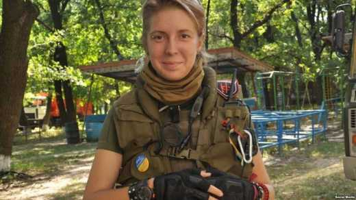 Волонтерка Яна Зінкевич нагороджена орденом «За заслуги»