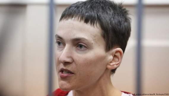 При обміні полоненими влада начхала на Надію Савченко