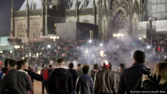 События в Кёльне в свете трансформации Европы