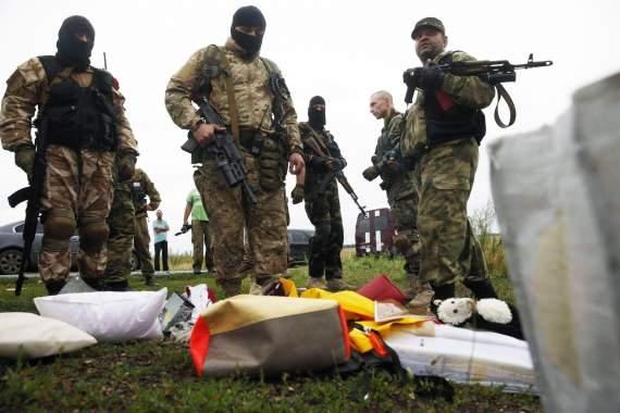 Родственники жертв крушения MH17 требуют опубликовать радиолокационные снимки