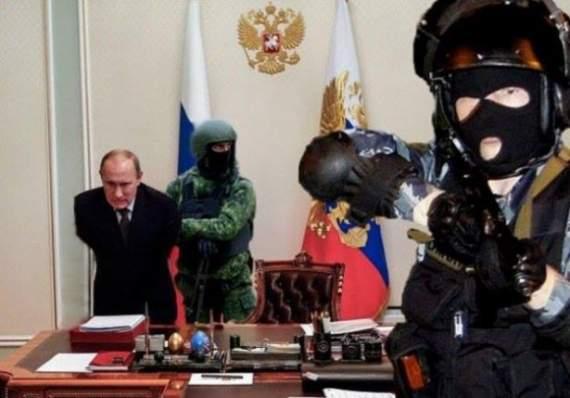 Оставьте Путина в покое. Пусть работает кормчий, – блогер