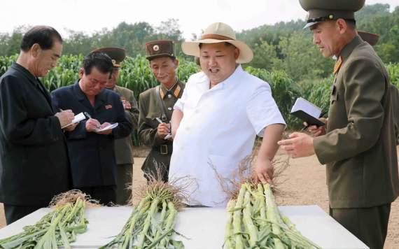 Особистий фотоархів північнокорейського лідера Кім Чен Ина потрапив у інтернет