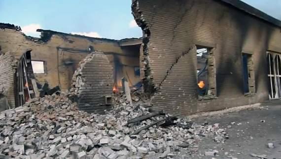 Боевики напали на военных ВСУ, идет жестокий бой