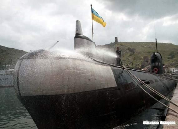 В Україні буде підводний флот