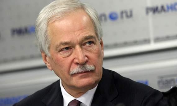 У Київ прилетів міністр внутрішніх справ Росії