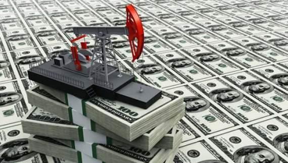 Нефть подешевела так, что российский рубль подпрыгнул