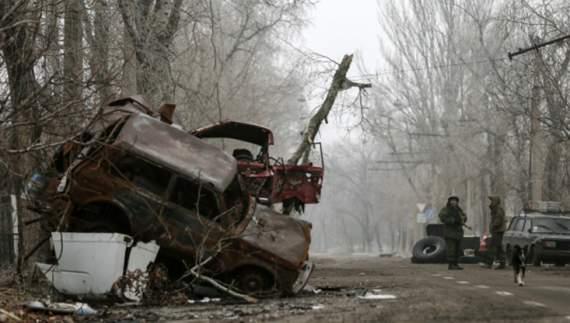 Бойовики РФ поранили військового ЗСУ