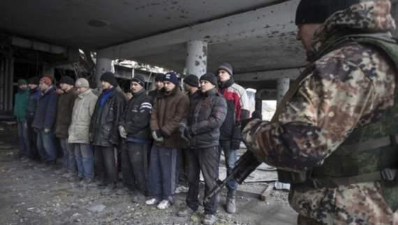 Влада віддасть 35 полонених «Новоросів» за 20 полонених українців