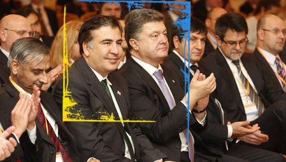 Голубов сдал Порошенко: «Саакашвили незаконно раздает земли в Одессе, а президент его прикрывает»