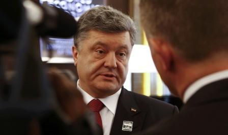 Лідери ЄС прокоментували бійку Порошенка з віце-пресм'єром  Росії у Давосі
