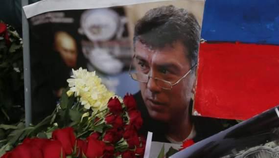 Слідство щодо убивства Нємцова завершили