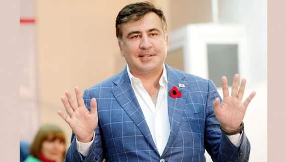 Саакашвили сдал позиции блокпостов сил АТО, а Кремль возрадовался