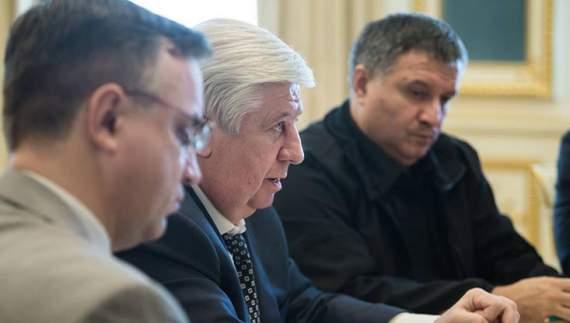 """Аваков і Шокін """"мнуть"""" розкриття злочинів Майдану"""