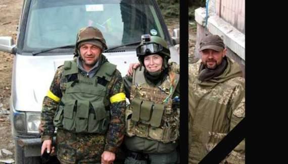На фронті загинув комбат ДУК «Правого сектора»