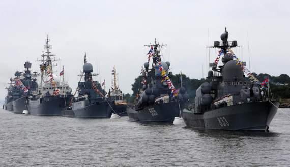 Украина оставила ВМС России без нескольких кораблей, — Рогозин