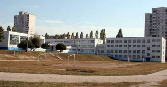 В школе Харькова ищут взрывчатку