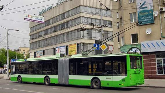В Луцке подорожает проезд в тролебусе