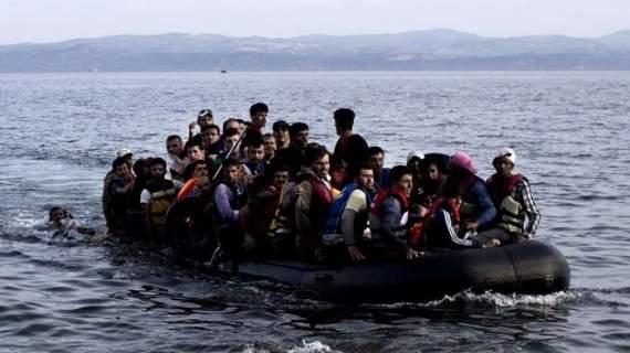 Біля турецького узбережжя затонуло судно з біженцями