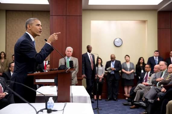 Обама: Украина и Сирия ускользают из орбиты России