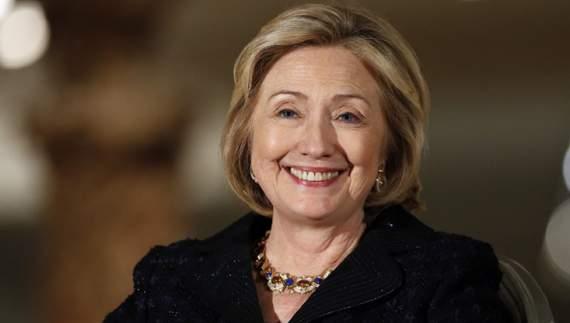 Хиллари Клинтон пообещала помирится с Россией