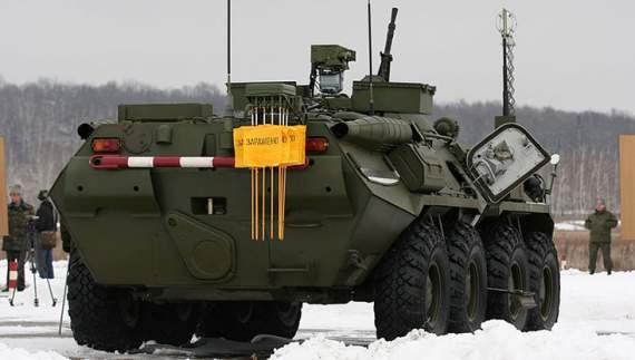 Ракетную бригаду России подняли по тревоге и об'явили боевую готовность