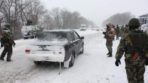 Українські військові кришують контрабанду з Донбасу