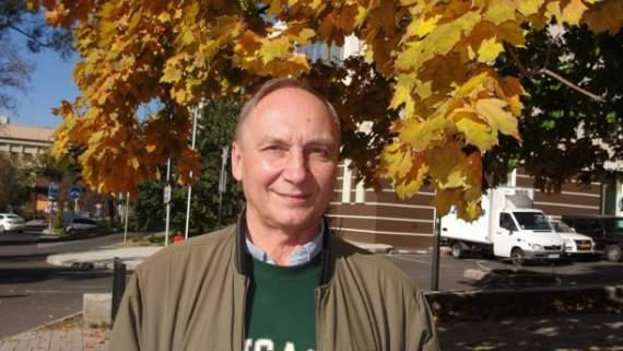 Терористи схопили відомого українського науковця в Донецьку