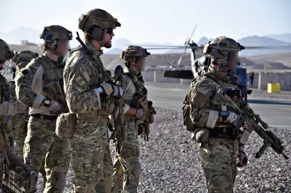 Коалиция начала наземную операцию против ИГИЛ?