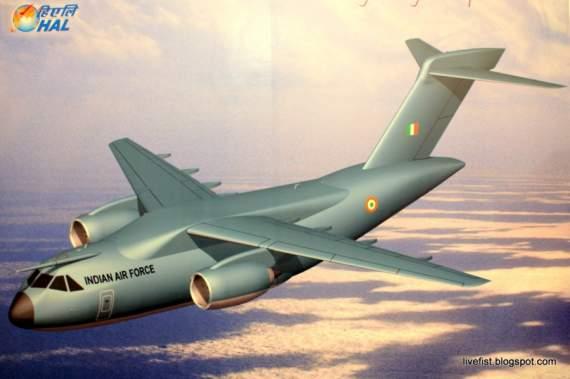 Индия бортанула Россию с разработкой конкурента Ан-178