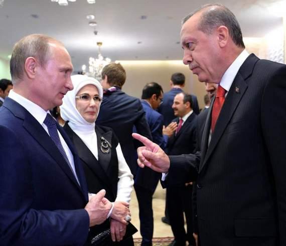 Эрдоган – Путину: Зачем отправили войска в Украину, вас кто-то приглашал?