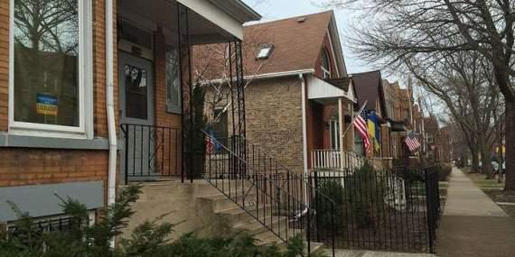 «Українське село» в Чикаго визнано найпривабливішим районом у США