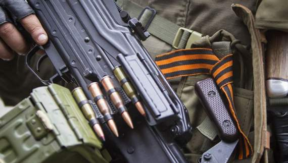 Боевики нападают на магазины оккупированого Донецка
