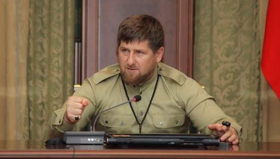 Кадыров обвинил США в начале войны против России