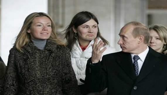 Близкие Путина зря живут на Западе
