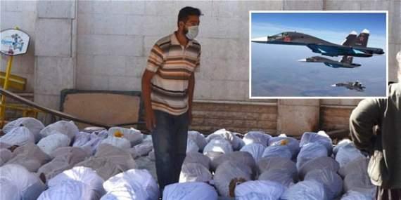 Для Гааги: Россия применила в Сирии смертельный ЯДОВИТЫЙ ГАЗ