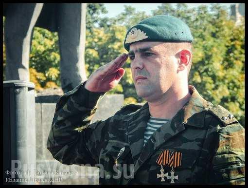 В убитом командире ДНР опознали жителя Могилева