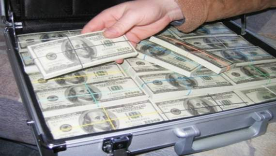 Киевских налоговиков поймали на взятке