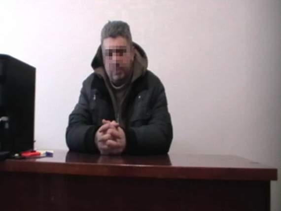 Чиновник із «ЛНР» потрапив у руки бійців СБУ