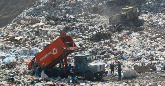 Крымские ученые добывают електричество из мусора