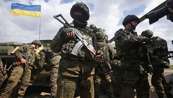 АТО: 32 обстрела, ВСУ отбили атаку диверсантов